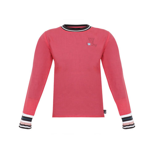 Little Miss Juliette Long Sleeve - Yay for today