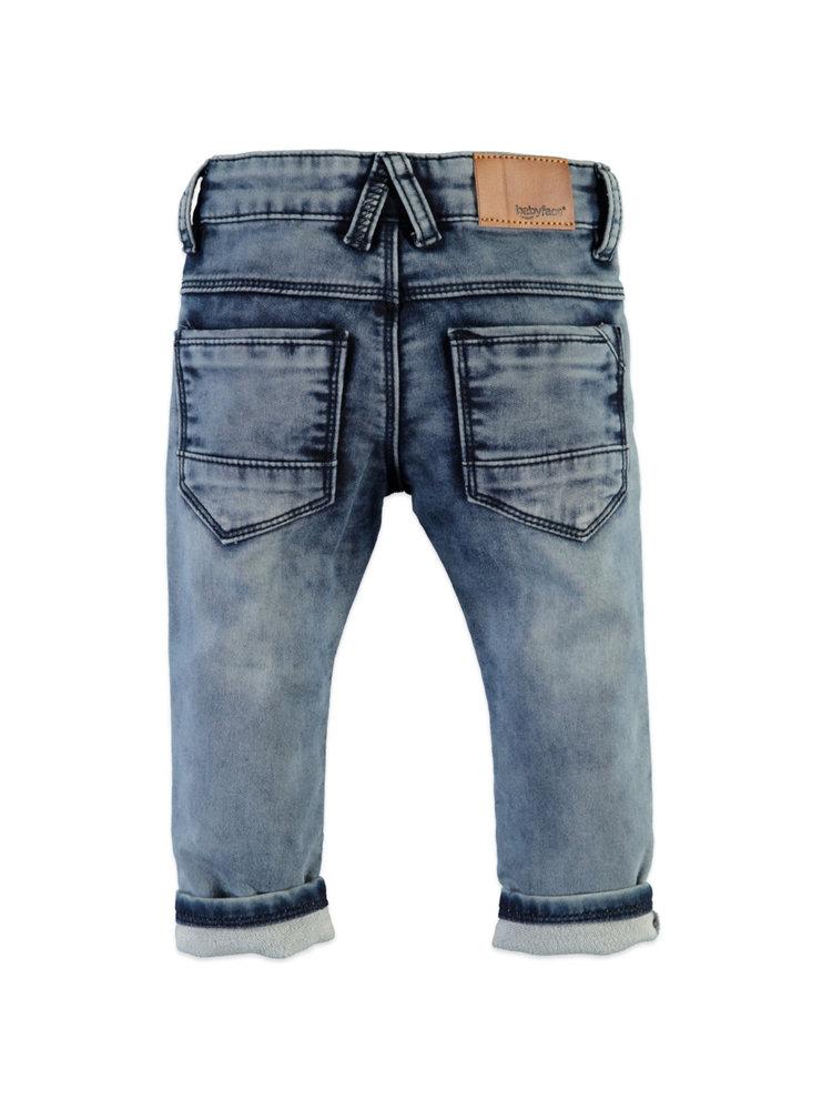 Babyface Boys Jogg Jeans - Medium Blue Denim