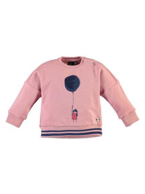 Babyface Sweatshirt - Pink Haze