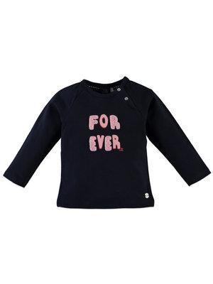 Babyface T-Shirt Long Sleeve - Blue Night - Forever