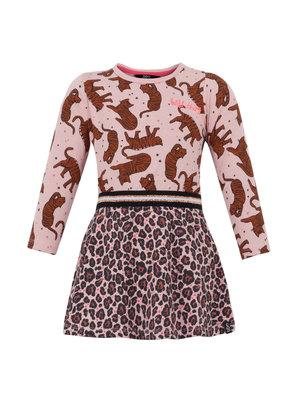 Beebielove Dress - Wild Things - Pink