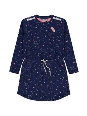 Tumble 'n Dry Kassidy - Girls - Jurk - Blue Dark