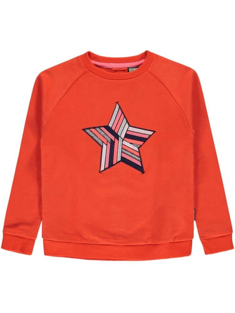 Tumble 'n Dry Kamala - Girls - Knit - Red