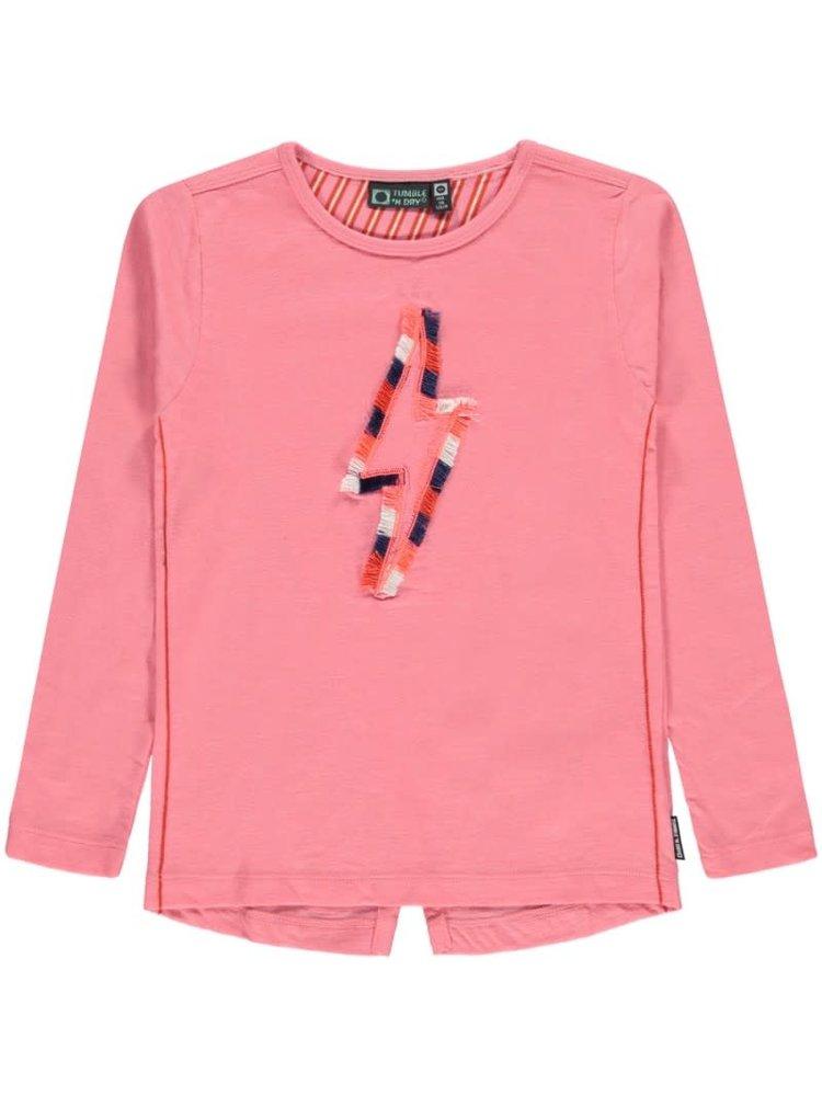 Tumble 'n Dry Karola - Girls - Knit - Pink Light