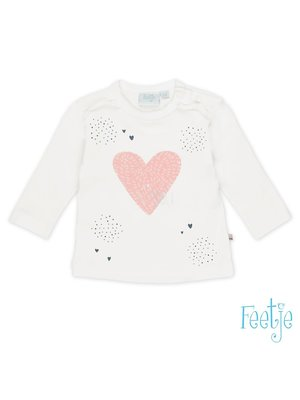 Feetje Longsleeve Love You - Love You