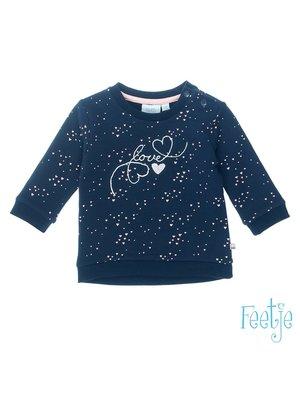 Feetje Sweater AOP - Love You
