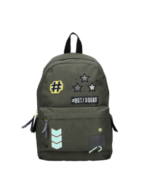 Skooter Rugzak Skooter Boy Squad Army Small