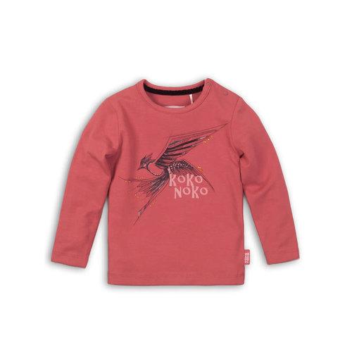 Koko Noko T-shirt Longsleeve - Ash Rose
