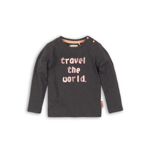 Koko Noko T-shirt Longsleeve - Dark Grey