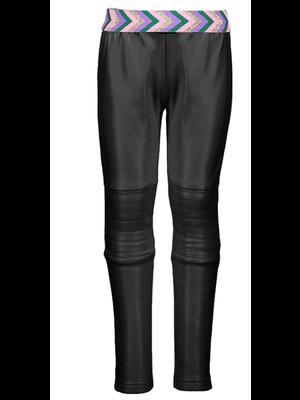 B.Nosy Girls - Coated legging - Black