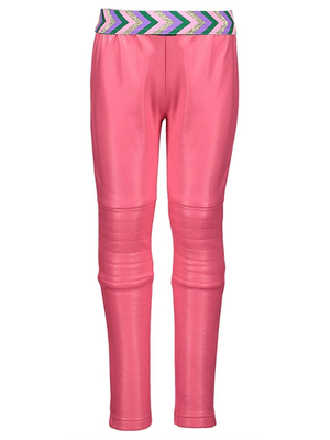 B.Nosy Girls - Coated legging - Pink