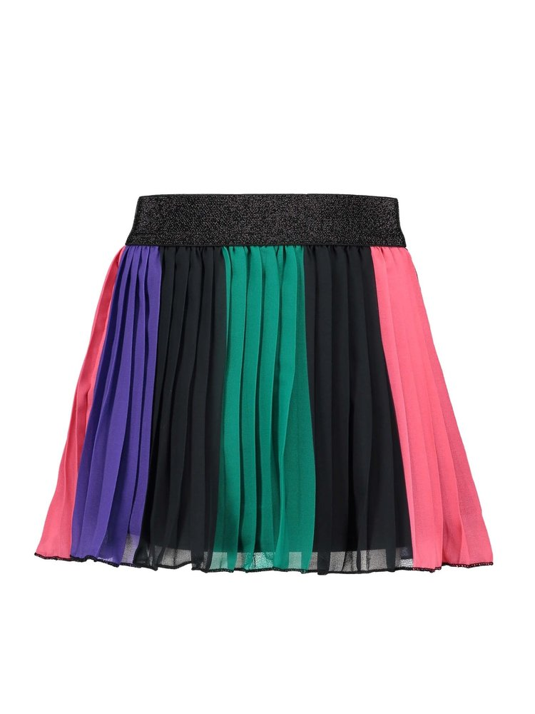 B.Nosy Girls - Printed skirt with lining