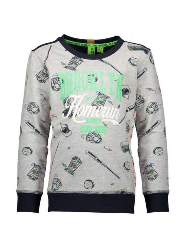 B.Nosy Boys - Baseball AO sweater