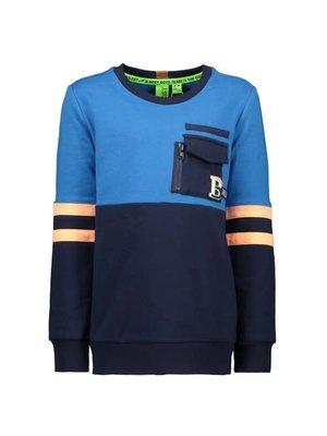 B.Nosy Boys - Color block sweater