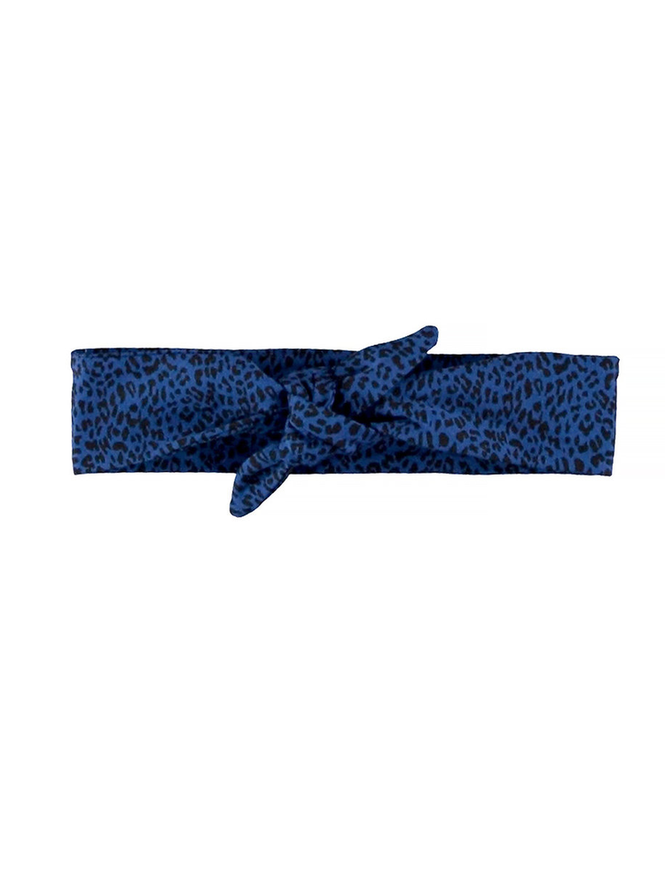 B.Nosy Girls - Panther hairband - Blue