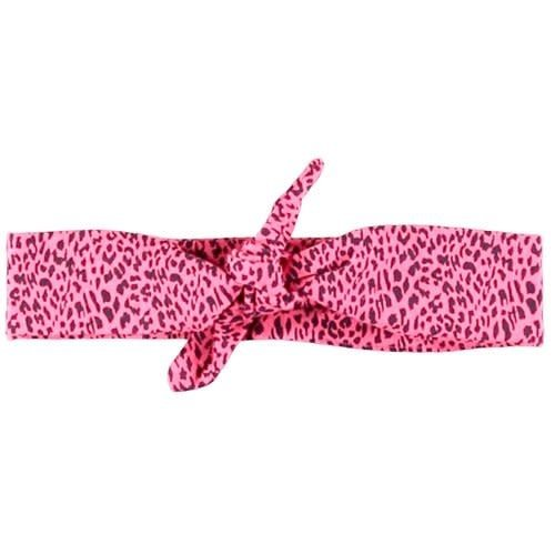 B.Nosy Girls - Panther hairband - Pink