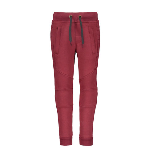 Like Flo Flo boys sweat pants - Bordeaux