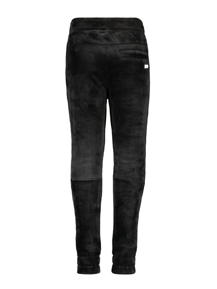 Like Flo Flo boys velvet pants - Black