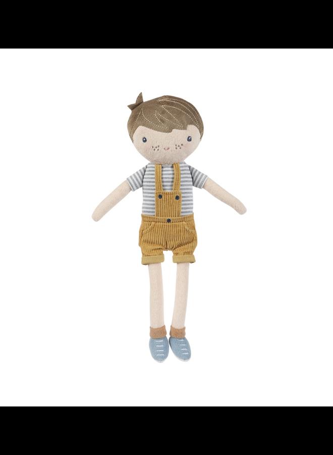 Knuffelpop Jim - 35 cm