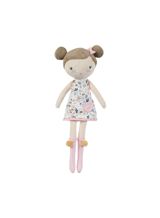 Knuffelpop Rosa - 35 cm