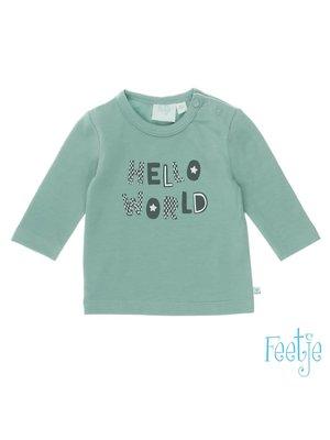 Feetje Longsleeve Hello World - Mr. Good Looking