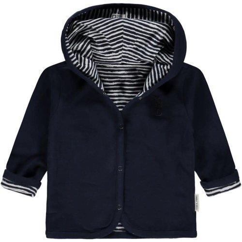 Tumble 'n Dry Qinn - Boy - Jacket Reversible - Blue Dark