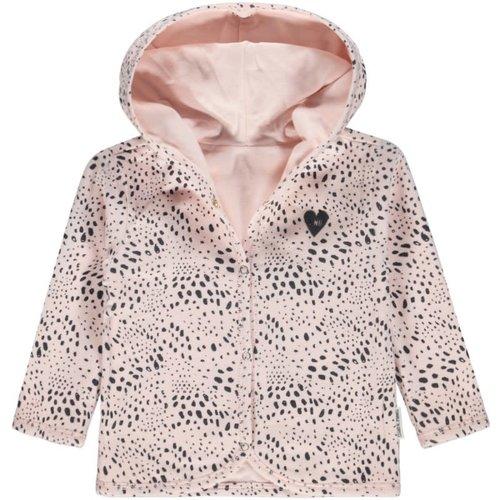 Tumble 'n Dry Quilijne - Girl - Jacket Reversible - Pink Light