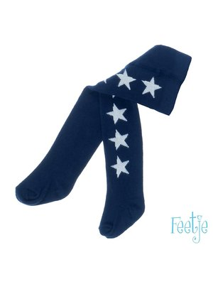 Feetje Maillot - Stars - Indigo