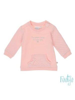 Feetje Sweater I'm Soooo Lucky - Love You