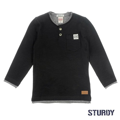 Sturdy Longsleeve - Concrete Jungle