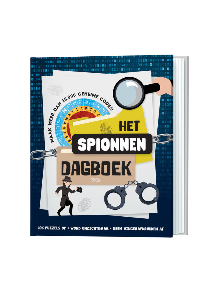 Lantaarn Publishers Het Spionnendagboek