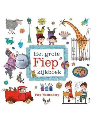 Querido Het Grote Fiep kijkboek (karton)
