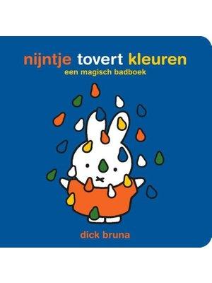 Querido Nijntje tovert kleuren, magisch badboekje