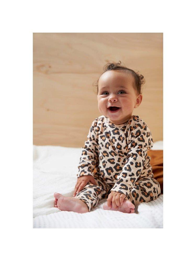 Feetje Limited Pyjama - Leopard Lux