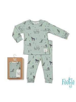 Feetje Limited Pyjama - Zookeeper Zack