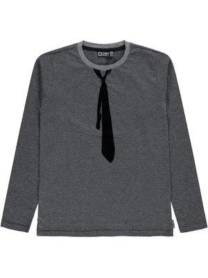 Tumble 'n Dry Herbert - Boys - T-shirt ls - Anthracite