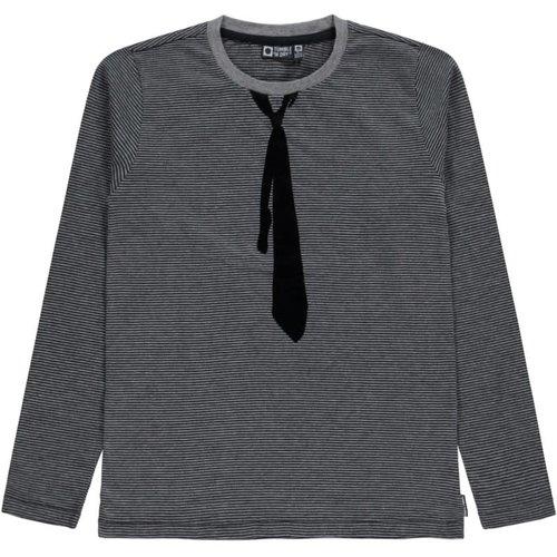 Tumble 'n Dry Mid Herbert - Boys - T-shirt ls - Anthracite