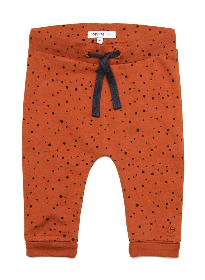 Broek Bobby - Spicy Ginger