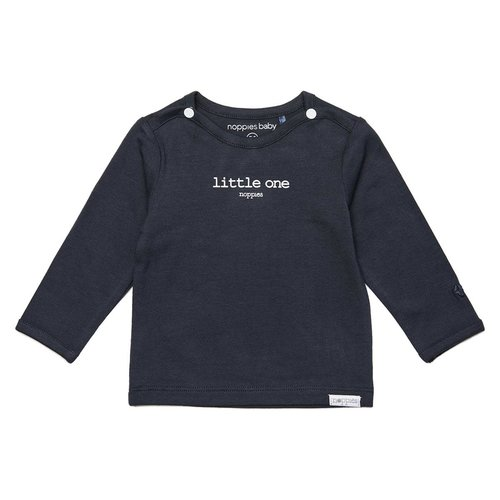 Noppies Longsleeve Hester - Charcoal