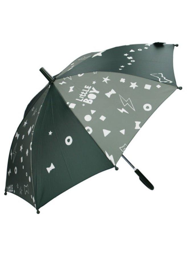 Paraplu Kidzroom Fearless & Cuddle Army