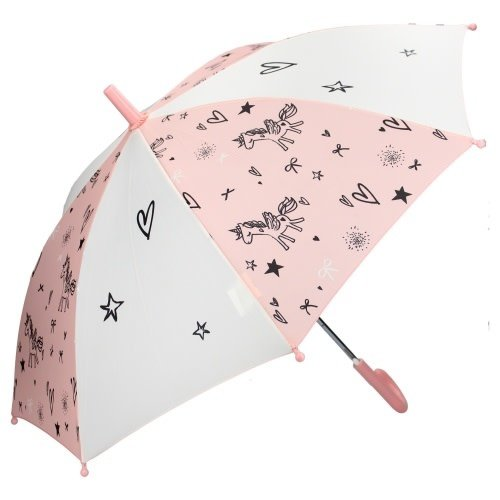 Kidzroom Paraplu Kidzroom Fearless & Cuddle Peach