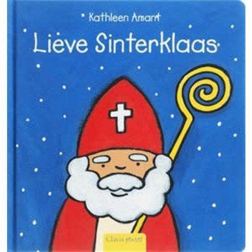 Querido Lieve Sinterklaas