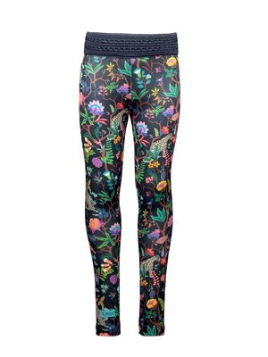 B.Nosy Girls legging with jungle aop