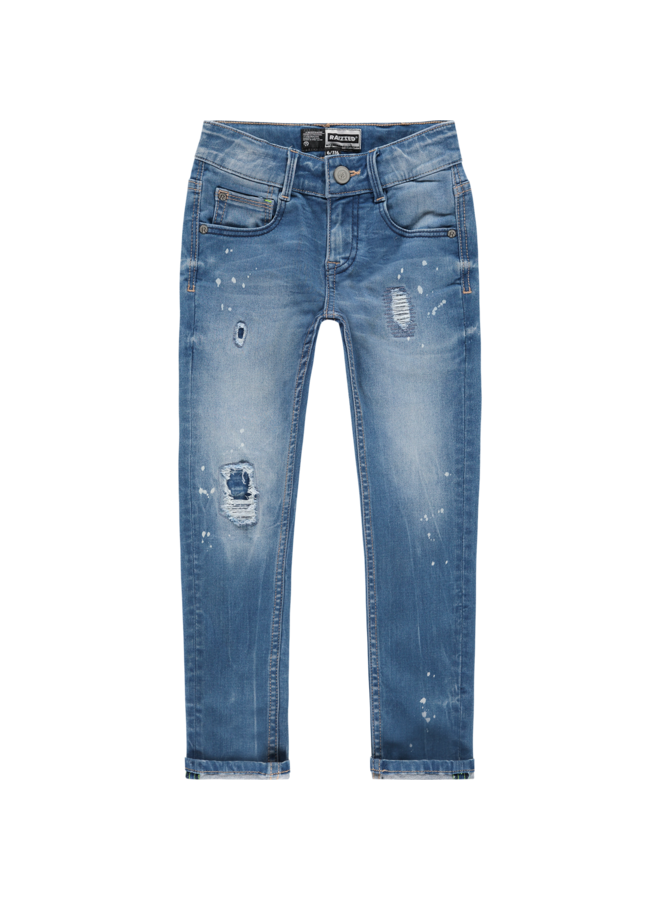 Jeans - Tokyo Crafted - Dark Blue Stone