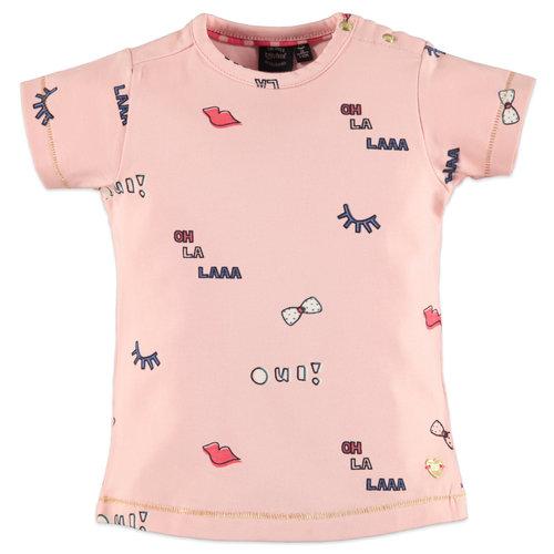 Babyface T-shirt - Paris Pink