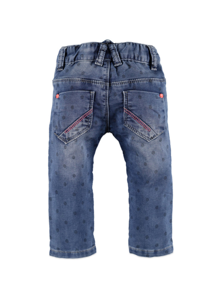 Babyface Girls Jogg Jeans - Blue Denim