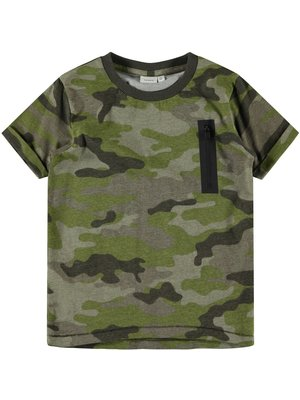 Name It Tiote - ss Top - Ivy Green
