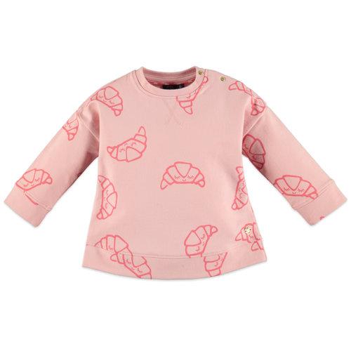 Babyface Sweatshirt - Paris Pink