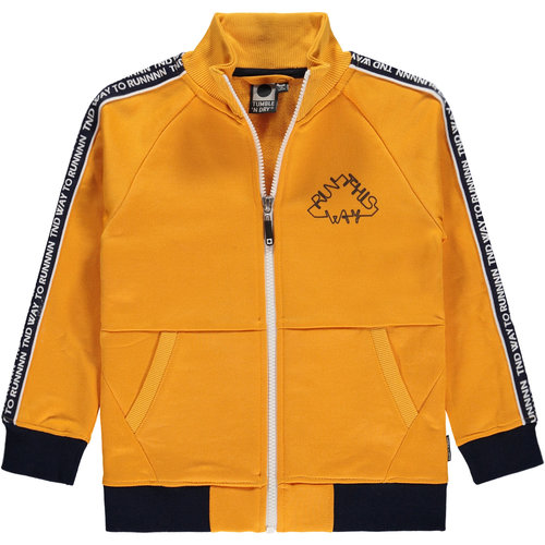Tumble 'n Dry Willard - Boys - T-shirt - Yellow