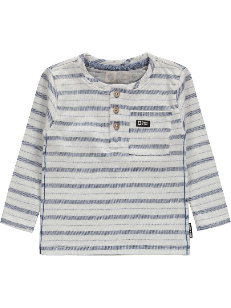 Tumble 'n Dry Toft - Boys - Ls T-shirt - Grey
